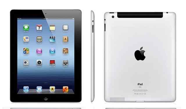 Apple iPad 3 16GB Black