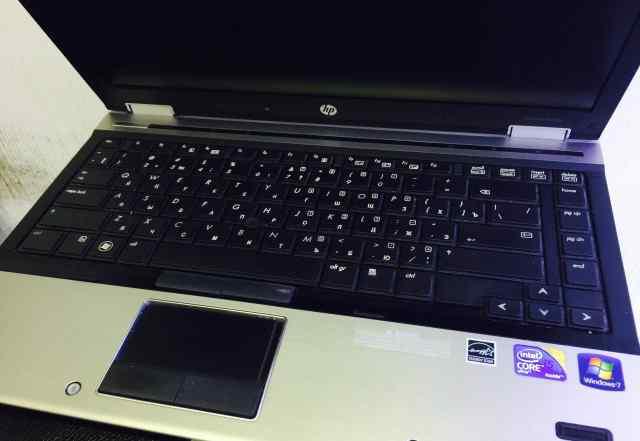Ноутбук нр ProBook i5/4ядра