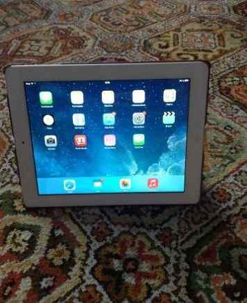 Белый аpple iPad 2 32Gb Wi-fi 3g сим