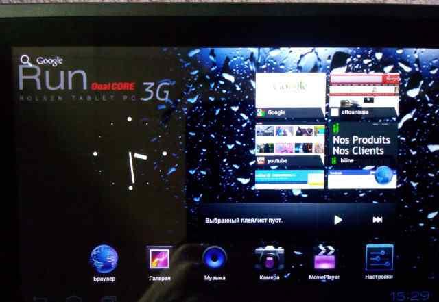 Rolsen RTB 7.4D Run 3G