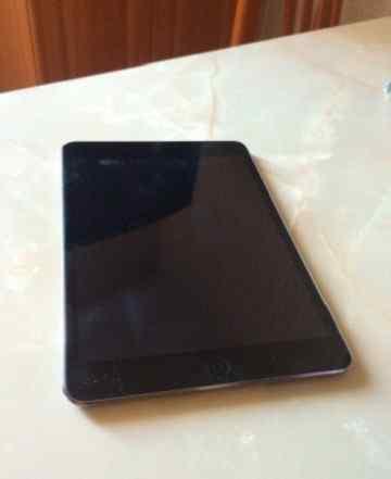 Black iPad mini ретина 16 gb wi-fi LTE sim