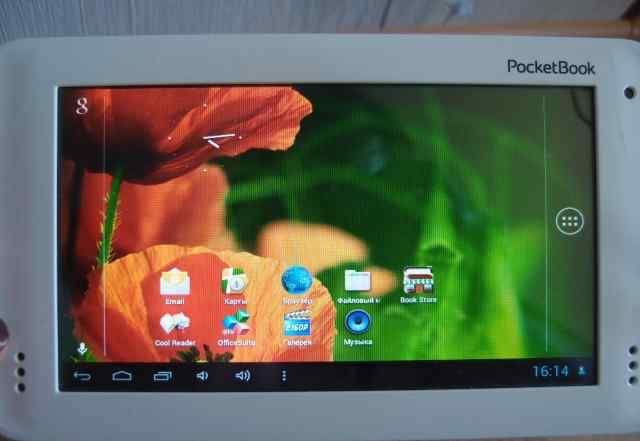Планшет PocketBook surfpad