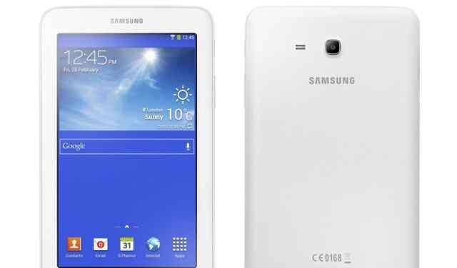 Планшет совершенно новый Samsung SM-T110 Galaxy Ta