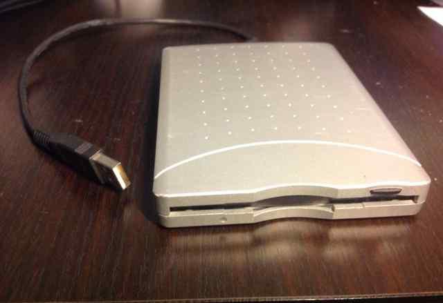 USB floppy внешний привод для дискет