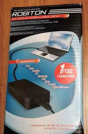 Блок питания для ноутбуков Robiton NB3500/II
