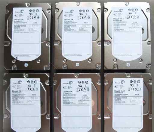 Серверные Seagate 300Gb 15k.7 SAS 2.0 st3300657ss