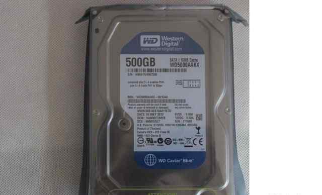 Western Digital 500Gb новый