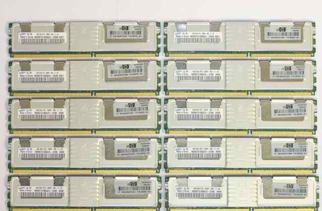 4Gb Серверная память Samsung 5300F p/n 398708-061