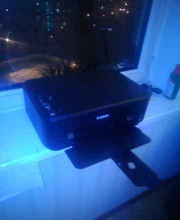 Новый принтер Canon pixma X