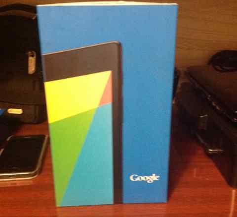 Nexus 7 2013 wifi 16gb на запчасти