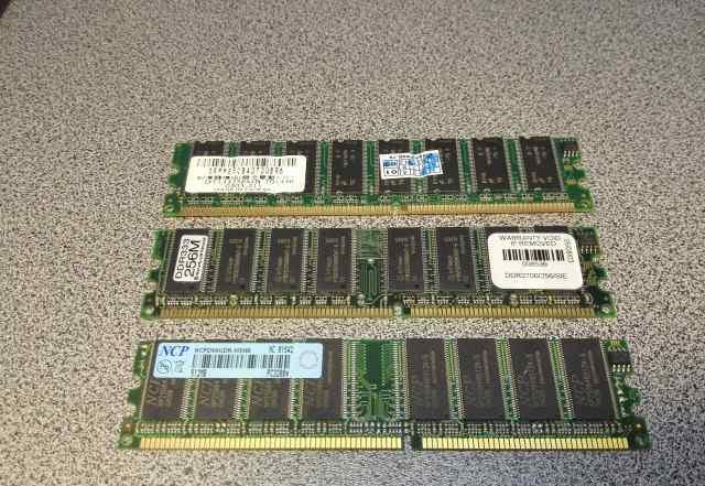 Память NCP DDR 512Mb