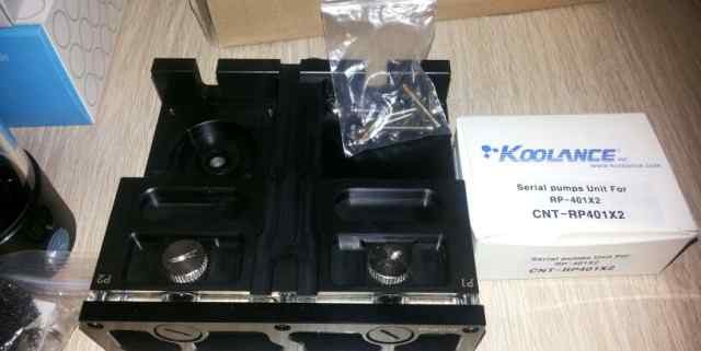 Koolance RP-401X2 Single 5.25in Reservoir for 1-2