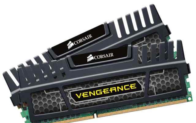 Dimm DDR3, 8гб (2x4гб), Corsair Vengeance, CMZ8GX3