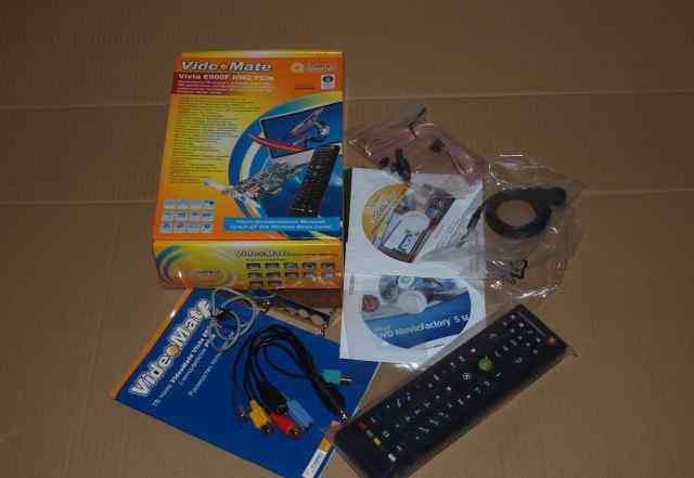 Комплект от Videomate Vista E600 HW2 PCIe