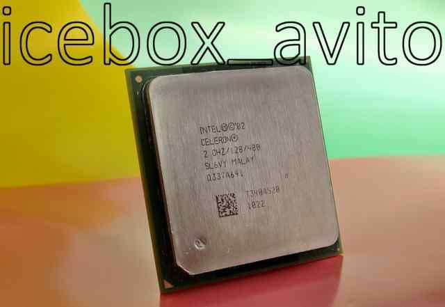 Intel Celeron 2.0 (SL6VY)