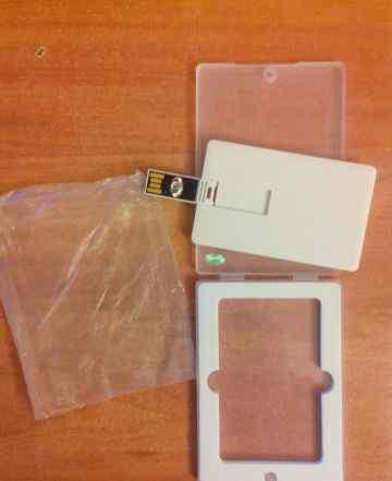 USB кредитки, визитки