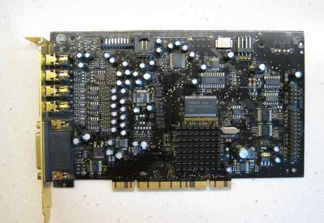 Звук PCI Creative SB0460