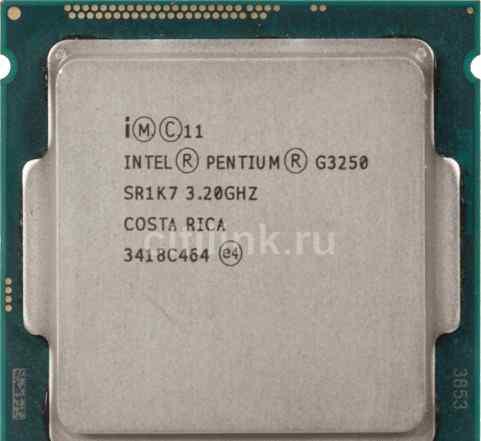 Intel Pentium Dual-Core G3250 1150