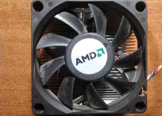 Кулер AMD AM2/ AM3 Foxconn