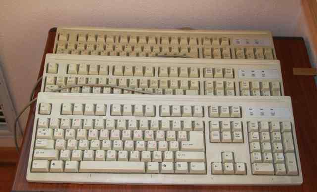 Kfkea4SA - клавиатура белая