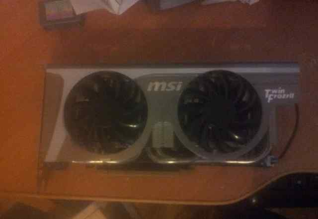 Gtx 560 ti MSI twin frozr II