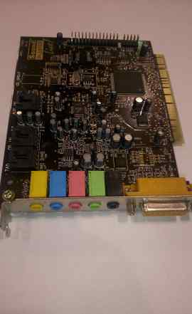 Creative Soundblaster Live CT4830
