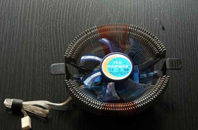 Тихий кулер для AMD Ice Hammer IH-3176 SA