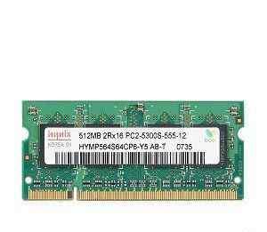 SO dimm Hynix PC2-5300 512 Mb