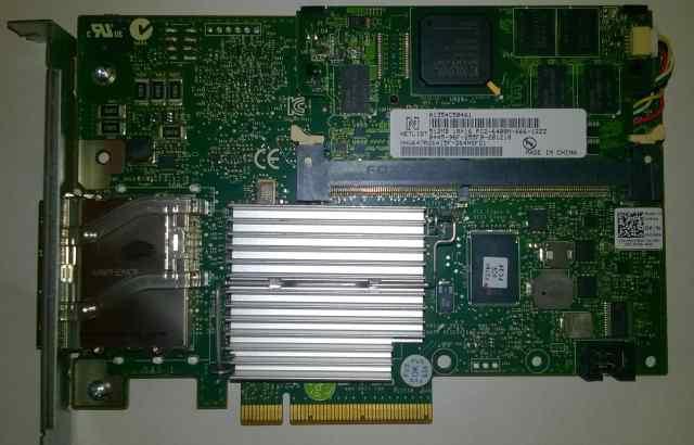 Perc H800 6Gb/s SAS External raid Controller