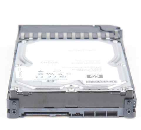 Серверные HDD HP 2.5 146Gb, 300Gb, 3.5 - 1Tb