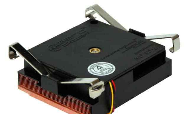 Cooler Master E1U-N7BCC-03 1U Socket478 Новый