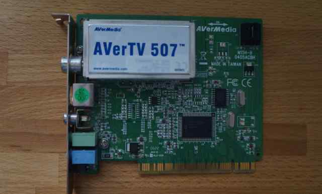 TV-тюнер AVerMedia AverTV 507