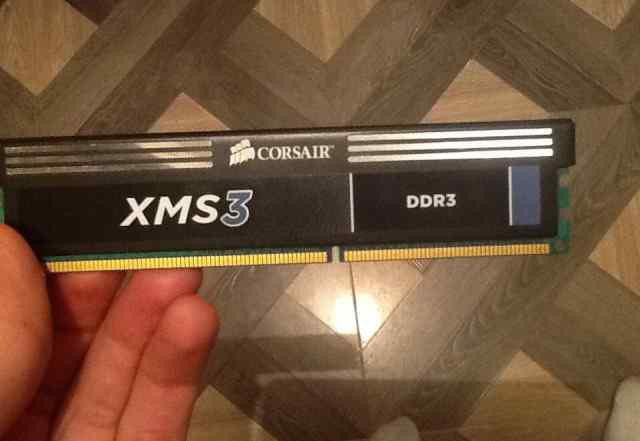 Игровая оперативная память corsair (4gb)