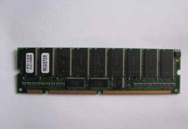 Оперативная память SD RAM ECC register