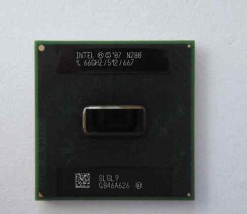 Процессор Intel atom N280 1.66GHZ/512/667