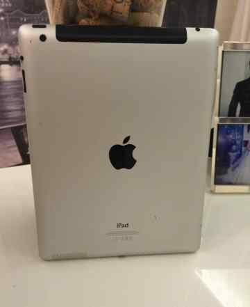 iPad 4 with retina Wi-Fi + Cellular 16gb