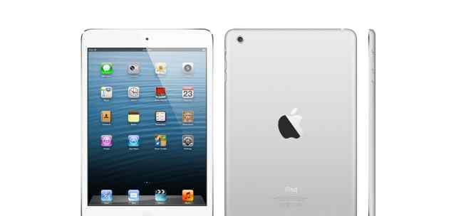 iPad mini Wi-Fi 64GB White с двумя чехлами Apple