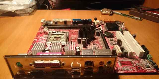 MSI MS-7173 RC410M-L (OEM) LGA775