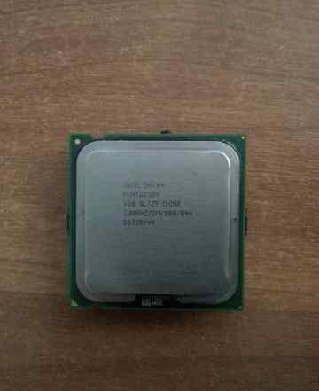 Процессоры S 775 Pentium4 630 3G, Celeron 430 1.8G