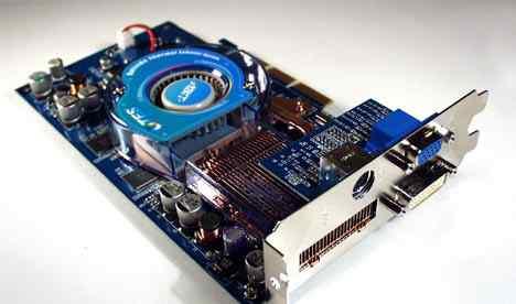 Abit Siluro GF4 Ti4200-8x otes 128Mb