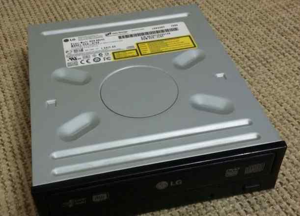 Привод Super Multi DVD Rewriter