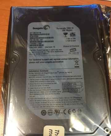 Жесткий диск Seagate st3250620a (IDE 250GB)