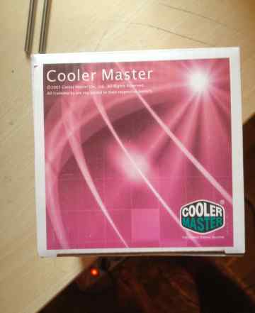 Кулер Cooler Master CK9-9hdsa-PL-GP