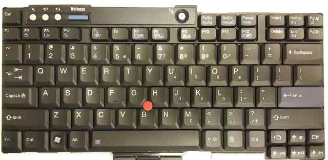 Клавиатура для ноутбука Lenovo 42T3234