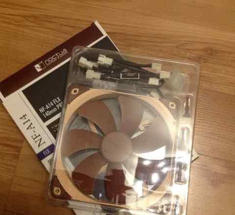 Вентилятор Noctua NF-A14 FLX новый