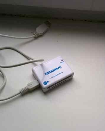Кардридер USB 2.0