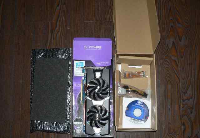 видеокарта Sapphire R9 280X dual-X