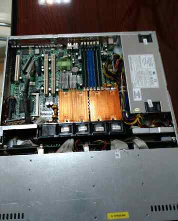 Процессоры Xeon 3.2 DP 2M/800 s604 кулеры-медь