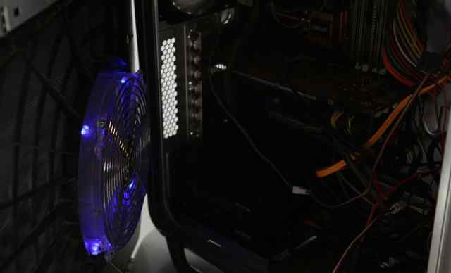 Корпус Bigtower Cooler Master Cosmos S Black E-ATX