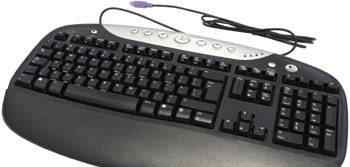 Logitech Office Pro Keyboard Y-SAB59 Black